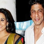 Shah Rukh Khan wants to be Mr Vidya Balan