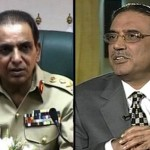 Gen Kayani-President Zardari Spoke for one Minute (ISPR)