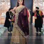 Pakistani Fashion Dress Designer Sara Rohale Latest Bridal Fashion Collection 2012