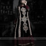 Latest Winter Shilwar Kameez Fashion Collection 2012