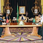 China - Saudi Arabia Sign Energy Deals