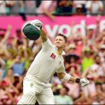 Michael Clarke 329 Australia Declare at 659 in 2nd Test