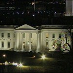 Smoke Bomb Thrown over White House Fence (US)