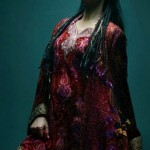 Pakistani Fashion Designer Shamaeel Ansari Latest Exclusive Diva Collection 2012