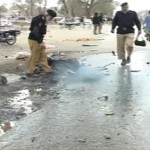 Nowshera Blast 5 Killed 24 Injured