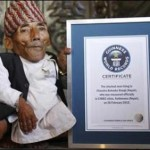 World Shortest Man Nepali Villager 72 Declared
