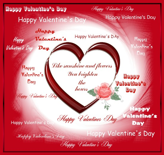 Happy Valentines Day Latest SMS
