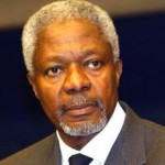 Syrian Rebels Reject Kofi Annan Call for Dialogue