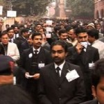 Lawyers Observe Black Day to Mark Chief Justice Ouster