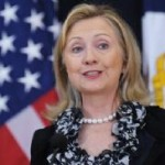 Hillary Clinton calls on (Vigorous Engagement) with Pakistan
