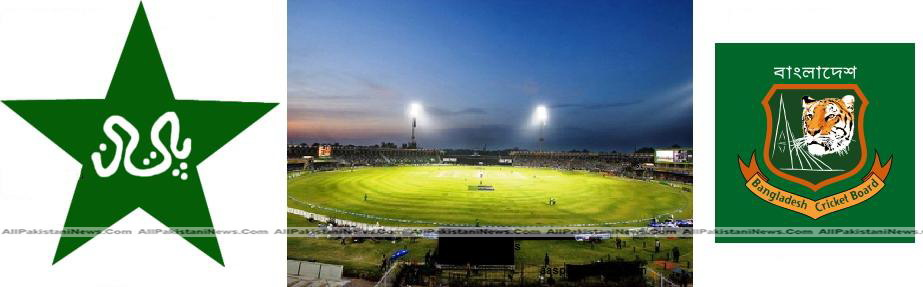 Bangladesh Tour of Pakistan Cancelled