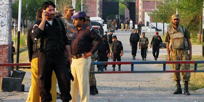 Attack Bannu Jail