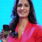 Katrina Kaif Introducing New Affordable BlackBerry Smartphone launched in India