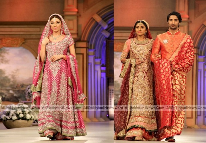 Bridal Couture Week 2012