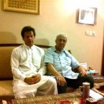 More Fuel for PTI Ideological Fire (Imran Khan Meet Dr AQ Khan)