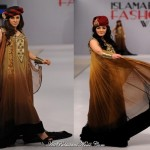 Islamabad Fashion Week 2012 Latest Colorful Fashion Collection