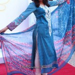 Latest Summer Lawn Collection 2012 Pakistani Hot Womans