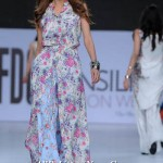 Pakistani Sexiest Models Latest Shilwar Kameez Designs PFDC Sunsilk Fashion Week 2012