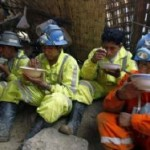 Rescue Delayed for nine Trapped Peruvian Miners