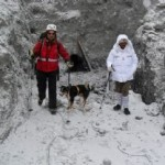 Against Heavy Odds Round the Clock Search Operation on Track (Siachen)
