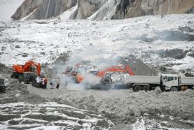Siachen Search Operation