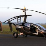 Dutch Helicar Takes Successful Maiden Flight