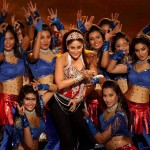 Lengthy Bollywood style ceremony launches IPL 5 (IPL 2012 Opening Ceremony)