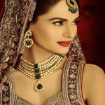Pakistan Famous Brand Lajwanti Latest Bridal Collection 2012