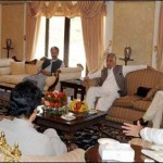 PML-N Chief Mian Nawaz Sharif Announces Protest Campaign Against PM Gilani