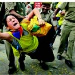 Police Disregard Women Dignity (India)