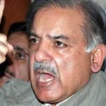 Shahbaz Sharif Joins Loadshedding Protesters