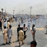 Electricity Power Crisis Promts Violent Protests