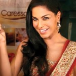 Controversial Pakistani Bollywood Actress Veena Malik Dons Salsa Shoes