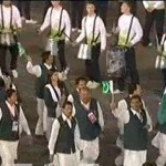 Watch Pakistani Flag Raised in London Olympics 2012
