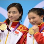 China Surges to Top of Medals Table on Londen Olympics Day II