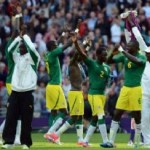 Football Giants Spain crash out of Games (London Olympics)