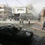 Bombs Kill 20 and Wound 80 (Iraq)
