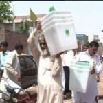 Candidates violate ECP rules By Polls in NA 151