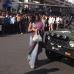 Controversial Bollywood Actress Veena Malik Mobbed in India