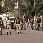 28 Suspects Arrested in Karachi Targeted Operation