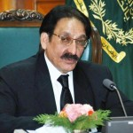 Chief Justice Iftikhar Orders Thinner Security Detail for Politicians