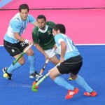 Pakistan beat Argentina 2-0 Hockey (Olympics 2012)
