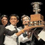 Pakistani Students Wins Debating Competition (Mexico)