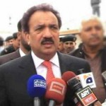 Rehman Malik says India Bound Sixty Hindu Families Stopped