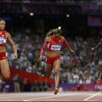US Reigns Supreme on Track and Beach