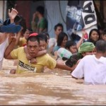 Two Million Flood Victims in Philippine