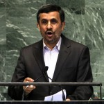 Iran Under Military Threat by Uncivilized Zionists (Ahmadinejad)