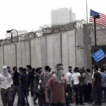 Protesters Clash with Police Outside US Consulate (Anti-Islam Film)
