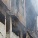 Fire Erupts Once Again in Karachi Garment Factory