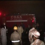 Oil Factory Catches Fire in Shershah Area (Karachi)